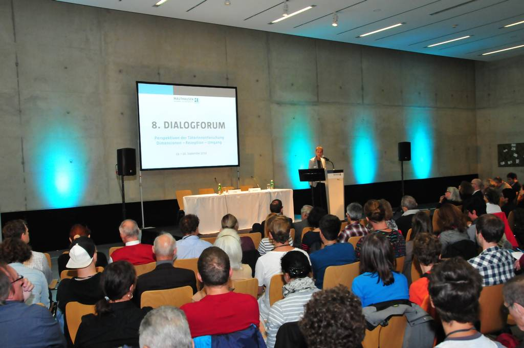 8. Dialogue Forum Mauthausen: