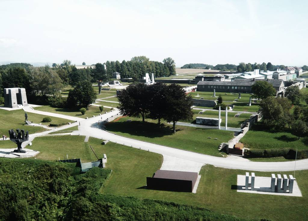 The Memorial Park at the Mauthausen Memorial, 2008 (Ralf Lechner)