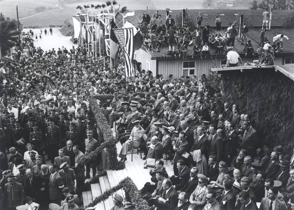 70th Anniversary of the Handover of the Former Mauthausen Concentration Camp to the Republic of Austria