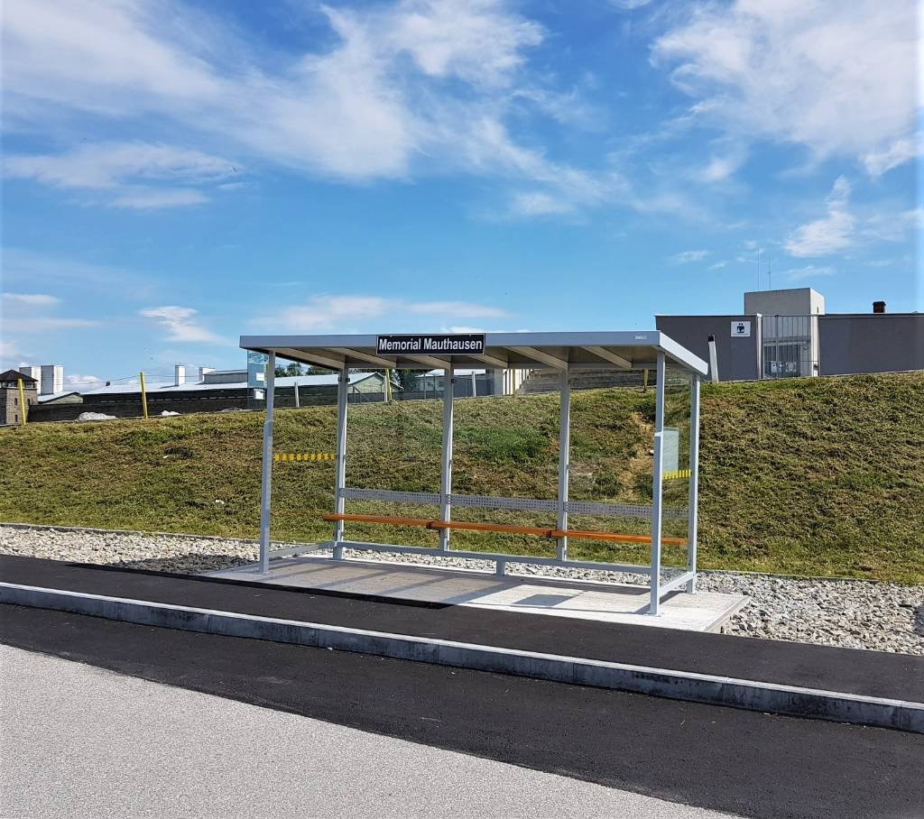 New regional bus service to the Mauthausen Memorial