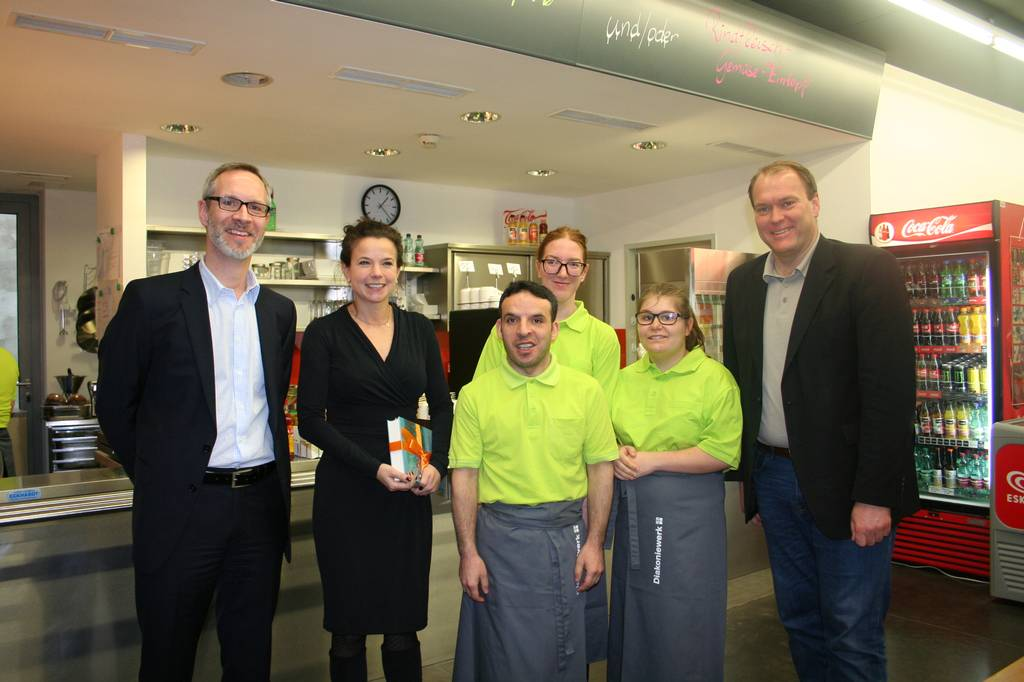 Mauthausen Memorial and Diakoniewerk put an inclusive new catering concept into action