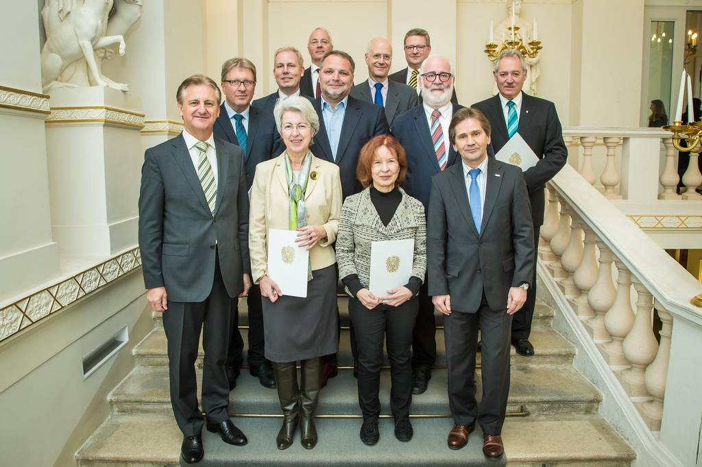 Supervisory Board Established for the Mauthausen Memorial Federal Institution