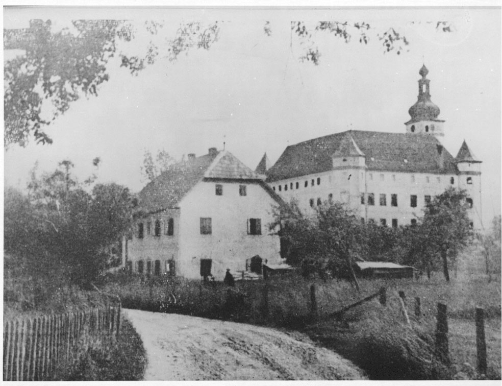 "In the context of the so-called ""Aktion 14f13"" prisoners were transferred to the castle Hartheim for extermination. (photo credits: Mauthausen Memorial / Collections)"