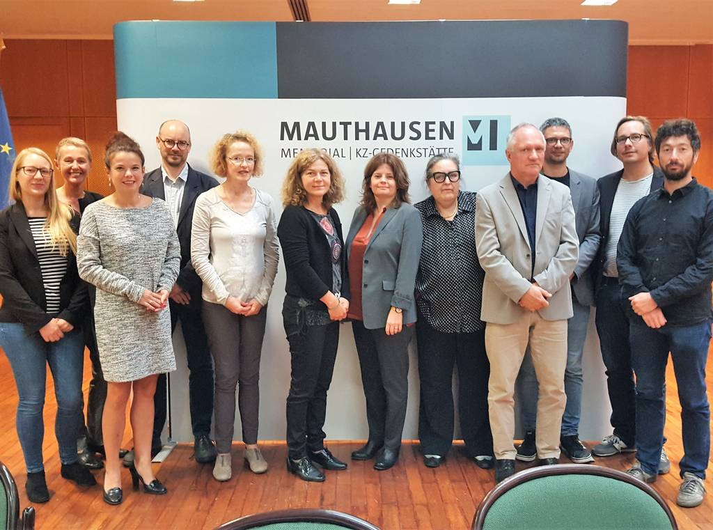 The Scientific Advisory Board Mauthausen Officially Commences Work