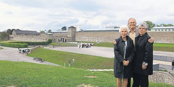 75th Anniversary of the Liberation of Mauthausen Concentration Camp: Born Survivors