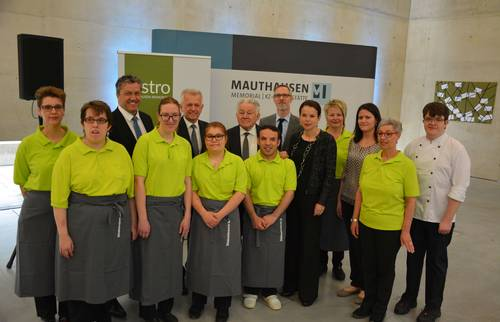 Integrative Restaurant at the Mauthausen Memorial Reopens After Renovations