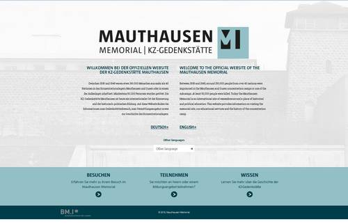 Mauthausen Memorial given new online presence