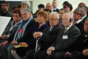 Guests of honour at the book presentation (photo credits: Stephan Matyus)